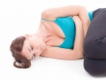 Quan hệ xong thấy đau bụng dưới có phải mang thai?